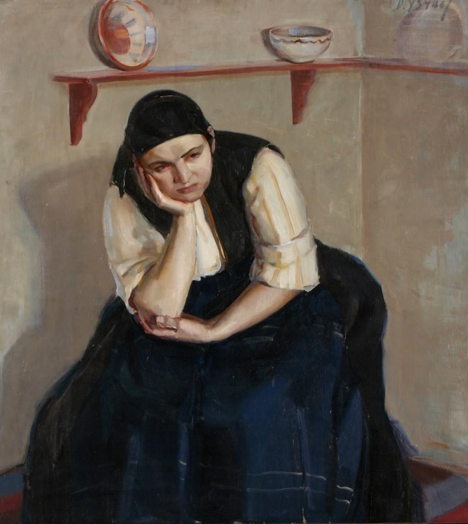 Nevesta /1925/ - Dechko Uzunov