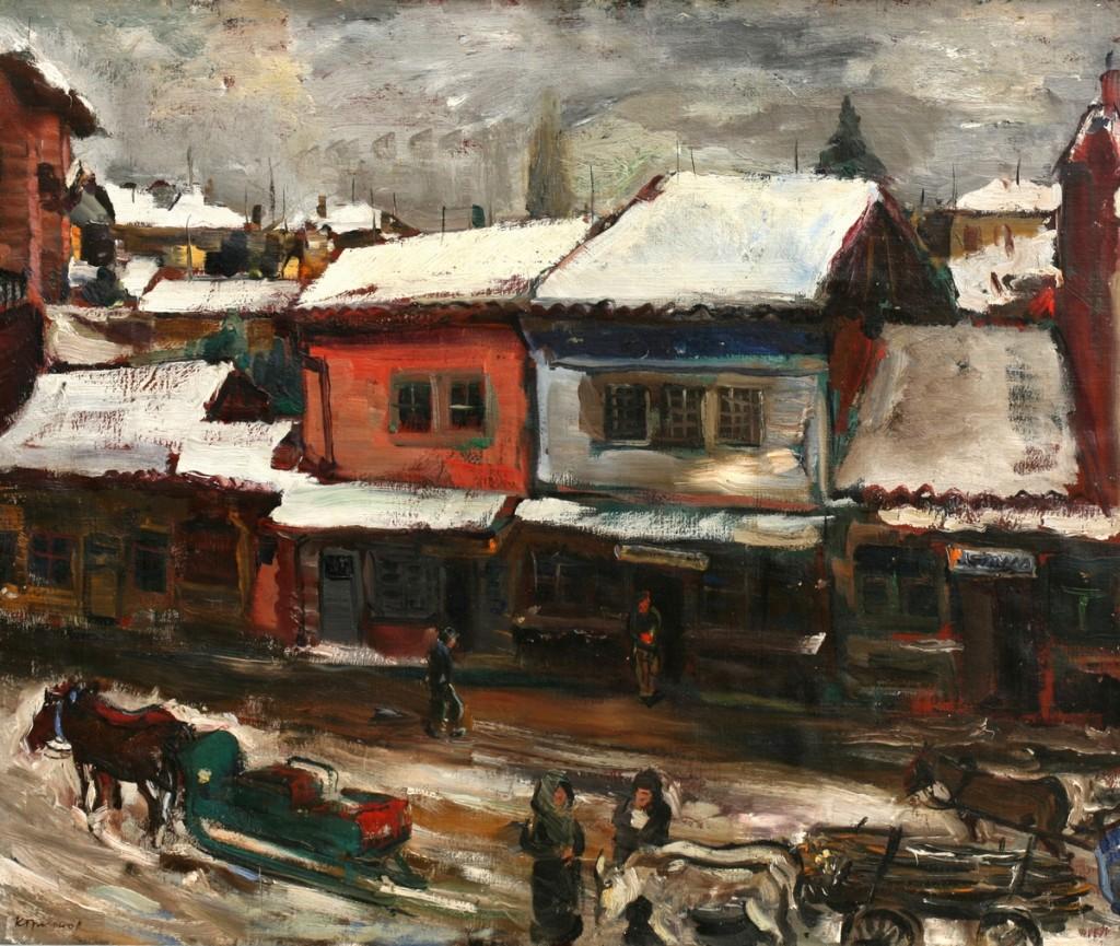05_Zima v Kazanlak