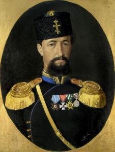 ПОДПОРУЧИК ЧЕРЕПОВ /1887 г./