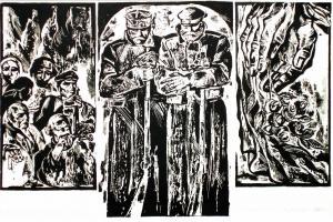 ВЪЗПОМЕНАНИЕ /триптих/. /1977 г./