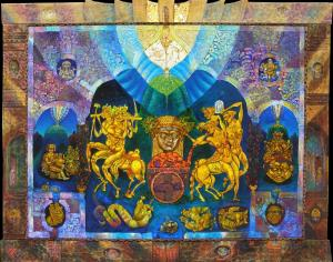 ТРАКИАДА 04, 2004 г. Награда на Квадриенале 2004г
