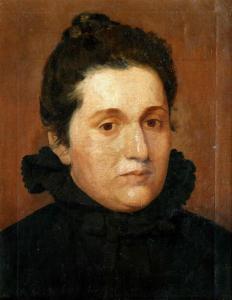 Портрет на Е. П., около 1898 г.