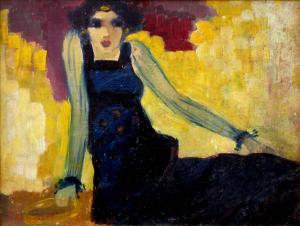 Марина, около 1916 г.