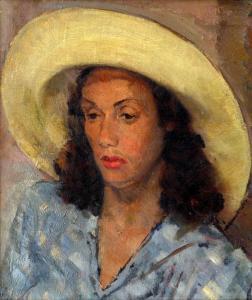 Портрет на жена ми, 40-те години на 20 век