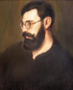 Портрет на Германов - 1927 г.