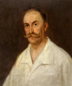Портрет на мъж - 1927 г.