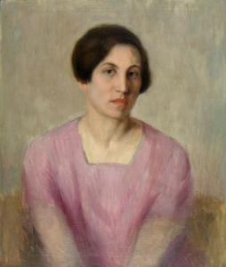 Портрет на Мария Касабова