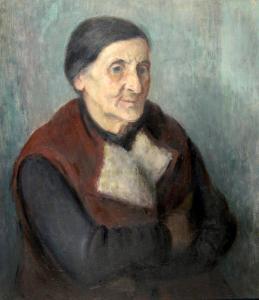 Портрет на Г. М.