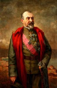 Портрет на генерал Бояджиев - 1916г. Художествена галерия Стара Загора