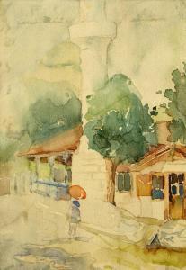 Улица, 1931 г.