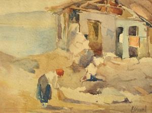 Пейзаж, около 1930г.