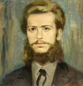 Портрет на Иван Хаджидимитров, 1976 г.
