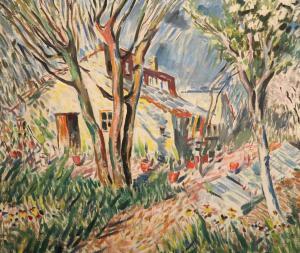 Пролет край Стара Загора - 1941 г.