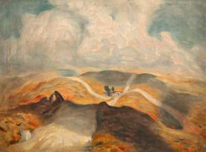 Пътища и облаци - 1929 г.