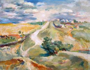 Край село Омарчево - 1957 г.