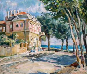 Къща край морето -1938г.