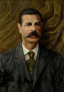 Портрет на мъж - Васил Костакев